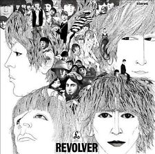 THE BEATLES-REVOLVER LP SEALED 180 GRAM VINYL STEREO REMASTERED PRESSING