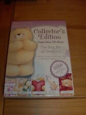 FOREVER FRIENDS COLLECTORS EDITION 3 CD CARD MAKING PAPERCRAFT