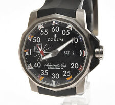 Corum 48mm Admiral's Cup Competition automatic titanium large case new in box