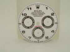 100% Original Rolex New Model White Daytona Dial for White Gold 116519, 116510