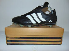 Vintage 90 ADIDAS Assalto TRX SG Scarpe Calcio 46 US 11.5 Soccer Shoes Boots Old