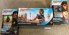 MAGIC KALADESH DECK BUILDERS TOOLKIT + PLANESWALKER INTRO DECK SET OF 2 SEALED