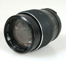 135MM F2.8 M42 MOUNT LENS ((FOR PARTS))