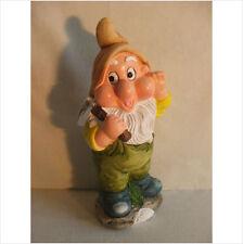 """Latex moule/moule/moule. 13"""" gnome avec hache. t/chapeau décoration de jardin"""