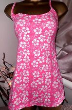 SEXY LADIES PAPAYA PINK MIX VEST DRESS SIZE 10