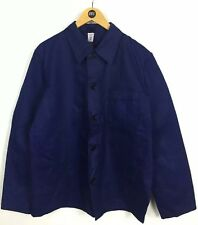 Men's French Worker - Chore Jacket / Large / Communist / Industrial / Casual