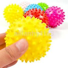Body Spiky Massage Roller Ball Sports Hand Exercise Fitness Tension Therapy UK