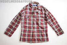 Junya Watanabe Comme des Garcons MAN x POST O'ALLS Plaid Jacket Shirt Medium M