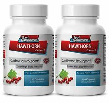 Boost Liver Health Capsules - Hawthorn Extract 665mg - Hawthorn Berry Flower 2B