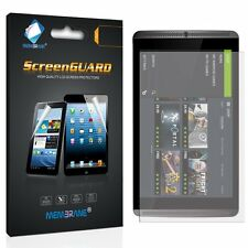 3 Pack New Brand Membrane Screen Protectors Protect For Nvidia Shield Tablet