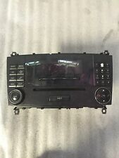 05-07 MERCEDES W203 C230 C320 AM FM RADIO STEREO CD PLAYER 2038705189 2038273942