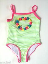 Girls Size 6 Penelope Mack Bathing Suit Swimsuit Perfect - Worn Once