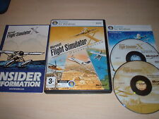 ✈️ MICROSOFT FLIGHT SIMULATOR X DELUXE EDITION FSX ~ PC GAME WITH CERTFICATE