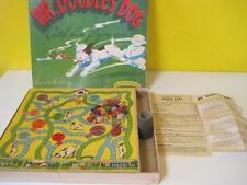 SELCHOW & RIGHTER CO NO 203 MR. DOODLE'S DOG JUNIOR EDITION 1941 RARE BOARD GAME