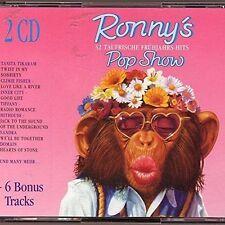 Ronny's Pop Show 13 (1989) Tanita Tikaram, Enya, Sandra, Chaka Khan... [2 CD]