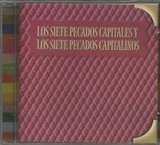 LOS SIETE PECADOS CAPITALES Y LOS SIETE PECADOS CAPITALINOS-SINIESTRO TOTAL +