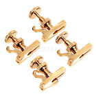 4pcs GOLD QUALITY TUNERS STRING ADJUSTER FOR 4/4 violin WHOLESALE PARTS