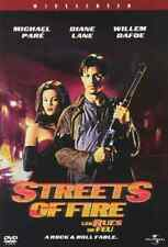 PARE,MICHAEL-Streets Of Fire  DVD NEW
