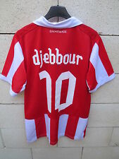 Maillot OLYMPIAKOS DJEBBOUR n°10 football shirt camiseta trikot collection S