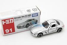 NEW Takara Tomica Tomy #91 Mercedes-Benz SLS AMG Scale 1/65 Diecast Toy Car 2015