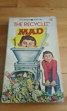 the recycled mad - pocketbook