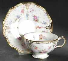 Royal Crown Derby ROYAL ANTOINETTE Cup & Saucer 7019223