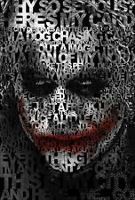 "83 Joker - Batman The Dark Knight Movie 14""x21"" Poster"