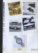 Swatch Chrono Power Steel Watch 1994 Magazine Advert #3030
