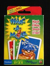 Whac A Mole Card Game Whacamole Ages 5 and Up