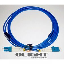 100M Armored cable Fiber Patch Cord ,LC to LC ,LC-LC,SM, 9/125, Duplex