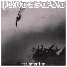 "PROTESTANT reclamation 12"" NEW catharsis,rorschach, kylesa"