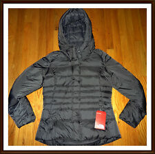NWT NEW $220 The North Face Women's Laurelee 550 Down Jacket GRAY M MEDIUM 2016