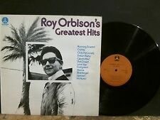 ROY ORBISON   Greatest Hits   LP   UK Monument pressing     GREAT !!