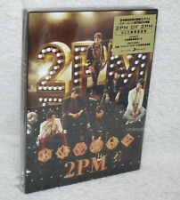 2PM OF 2PM 2015 Taiwan Ltd 2-CD+80P booklet (Special Package)