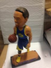 Stephen Curry Bobblehead Bobble Golden State Warriors NBA Real Jersey #600