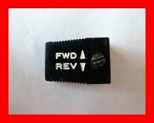 FORWARD REVERSE SELECTOR KNOB BUTTON BELL & HOWELL SUPER 8 8MM MOVIE PROJECTORS