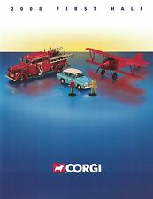 2008 CORGI CATALOG FIRST HALF