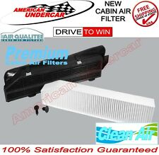 Premium Cabin Air Filter & Housing for Jeep Grand Cherokee 1999 - 2010 AQ1097kit