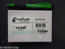 Avalue AUX-033-2R PCIe to mini-PCIe Module for EPI-QM57 A1. Brand New!
