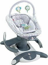 Fisher-Price CBT81 BABY SOOTHER SWING, 4-in-1 Rock 'n Glide BABY SWING TOYS