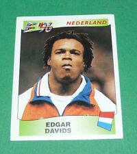 N°86 DAVIDS NEDERLAND PAYS-BAS PANINI FOOTBALL UEFA EURO 96 EUROPE EUROPA 1996