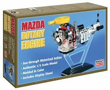 Minicraft Models 1:5 Visible Rotary Engine Plastic Model Kit 11201 MMI11201