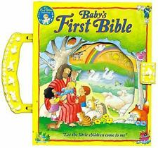 Baby's First Bible (The First Bible Collection®)  Board book