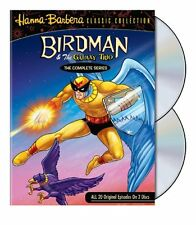 NEW - Birdman & The Galaxy Trio Show: The Complete Series