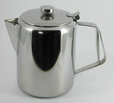 Coffee Pot Stainless Steel 20oz Restaurant Cafe Tea Hot Water Pot Catering