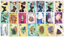 BELIZE 1974 - 1990 Collection (21)