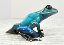 SOLD OUT FROST by Frogman Tim Cotterill Bronze Frog