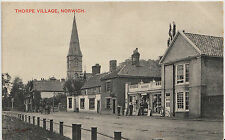 Norfolk Thorpe Village Thorpe Saint Andrew Post Office and Store Parker