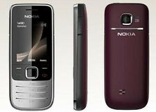 Dark magenta, Brand Original Unlocked Nokia 2730 c classic mobile cell phone,MP3