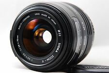 Exc!! Sigma Zoom AF 28-70mm F/3.5-4.5 Lens for Nikon w/Cap Free/S #0823-6